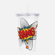 Big Bang Theory Logo Acrylic Double-wall Tumbler