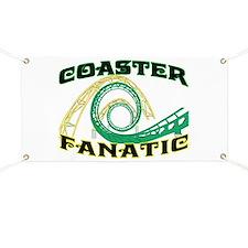 Coaster Fanatic Banner