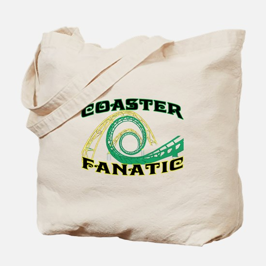 Coaster Fanatic Tote Bag
