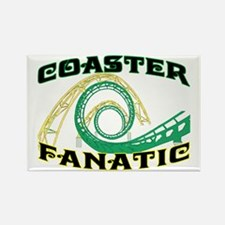 Coaster Fanatic Rectangle Magnet