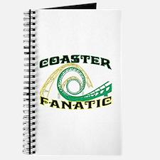 Coaster Fanatic Journal