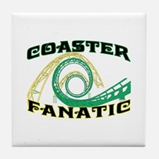Coaster Fanatic Tile Coaster