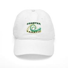 Coaster Fanatic Baseball Cap