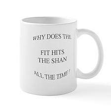 Shit hits the fan... Mug
