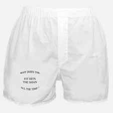 Shit hits the fan... Boxer Shorts