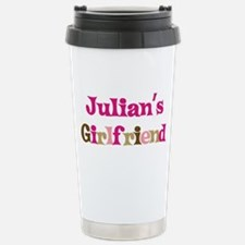 Julian's Girlfriend Stainless Steel Travel Mug