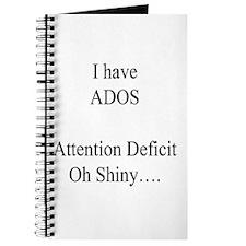 Attention Deficit Disorder #1 Journal