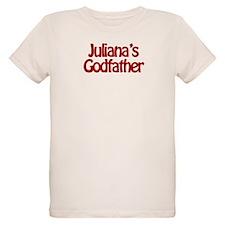 Juliana's Godfather T-Shirt