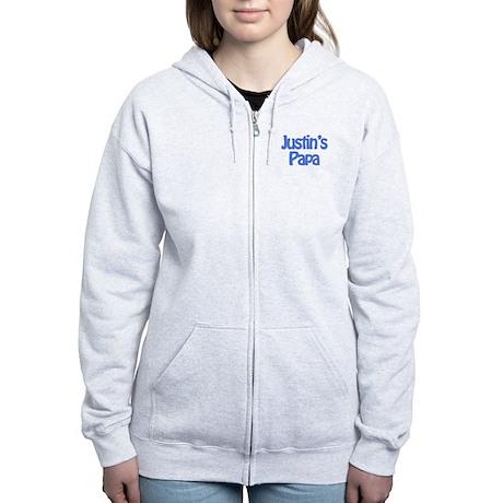 Justin's Papa Women's Zip Hoodie