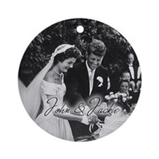 Kennedy - Ornament (Round)