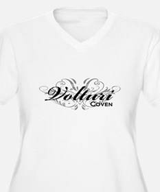 Volturi Coven Women's Plus Size V-Neck Tee