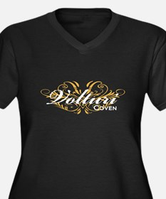 Volturi Coven Women's Plus Size V-Neck Dark