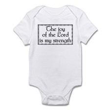 The Joy Of The Lord.. Items Infant Creeper