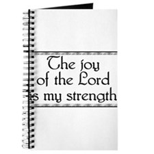 The Joy Of The Lord.. Items Journal