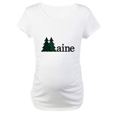 Maine Pine Tree Shirt