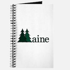 Maine Pine Tree Journal