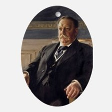 William Howard Taft Christmas Ornament