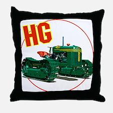 The Heartland Classic HG Craw Throw Pillow