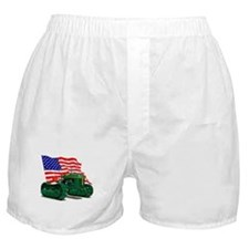 Funny Oliver tractor Boxer Shorts