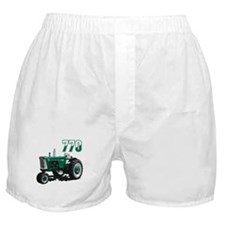 Cute Oliver tractor Boxer Shorts