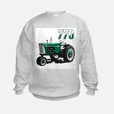 Funny Oliver tractor Sweatshirt