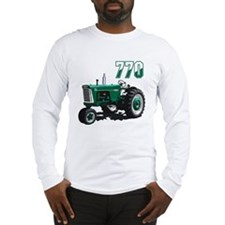 Unique Oliver tractor Long Sleeve T-Shirt