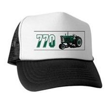 Cute Oliver 770 tractor Trucker Hat