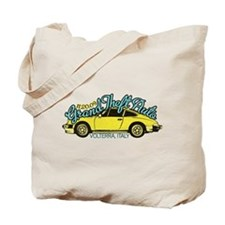 Grand Theft Auto Tote Bag