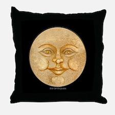 Full Moon Accent Throw Pillow