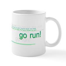 Go Run Mug