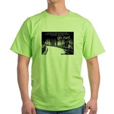Go Run T-Shirt
