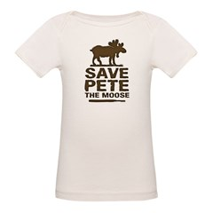 Save Pete the Moose Tee