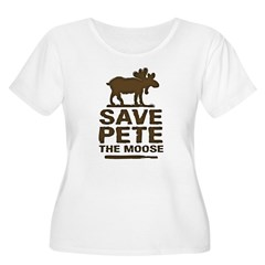 Save Pete the Moose T-Shirt