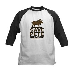 Save Pete the Moose Tee