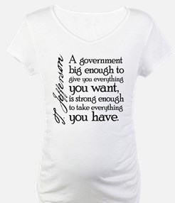 Jefferson Big Government Shirt