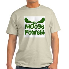 Moose Power T-Shirt