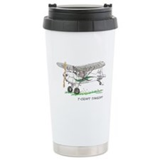 T-Craft Takeoff Ceramic Travel Mug