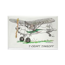 T-Craft Takeoff Rectangle Magnet