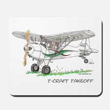 T-Craft Takeoff Mousepad