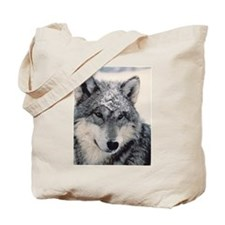 """Wolf"" Tote Bag"
