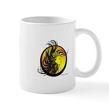 Wild Hair Girl Mug