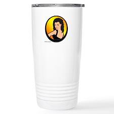 Longhair Girl Travel Mug