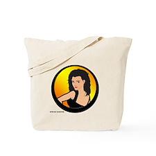 Longhair Girl Tote Bag