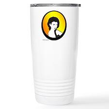 Eyes on You Woman Travel Mug