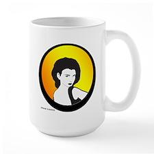 Eyes on You Woman Mug