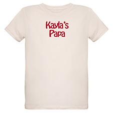Kayla's Papa T-Shirt