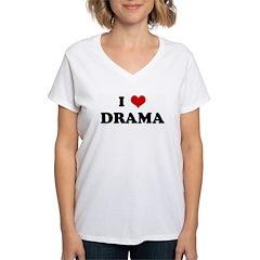 I Love DRAMA Shirt