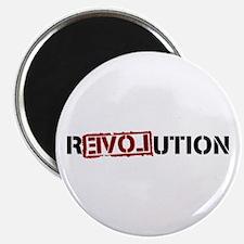 Cute Ron paul revolution Magnet