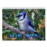 Blue jay Wall Calendars