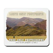 Take Only Photos Mousepad